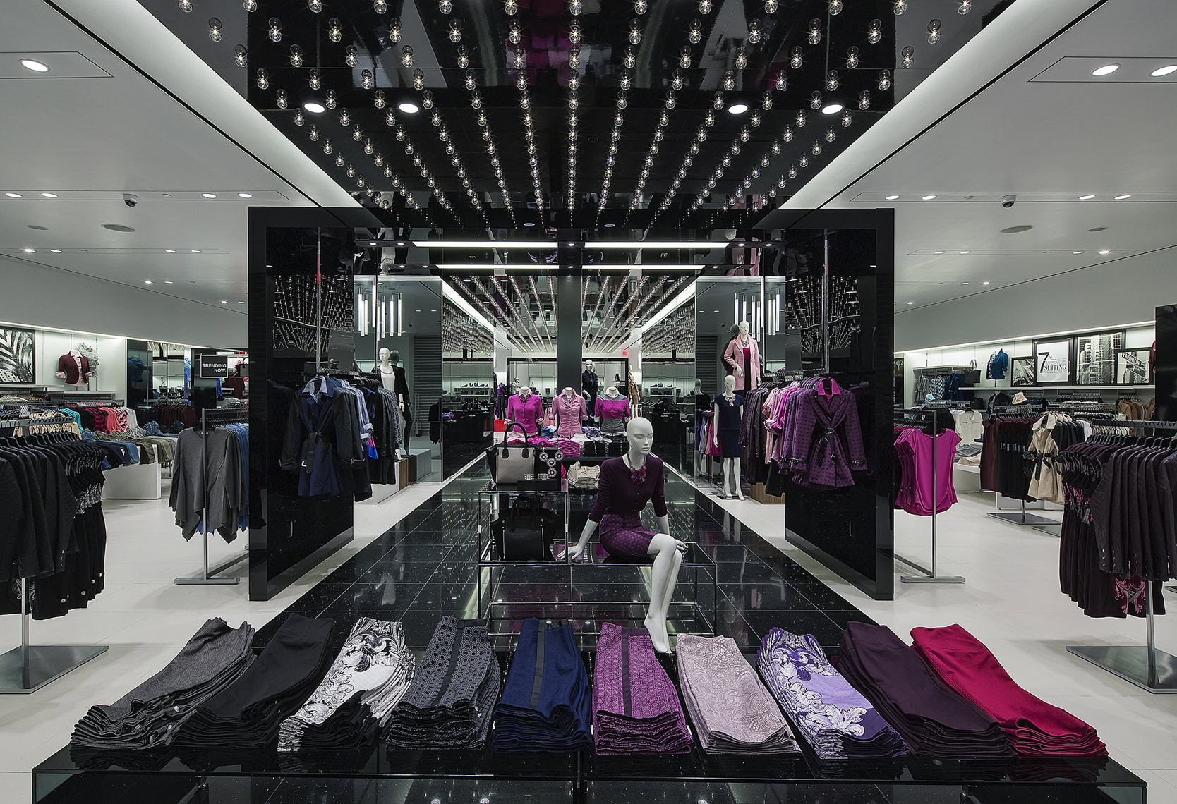 Retail design Photograper of new york and company