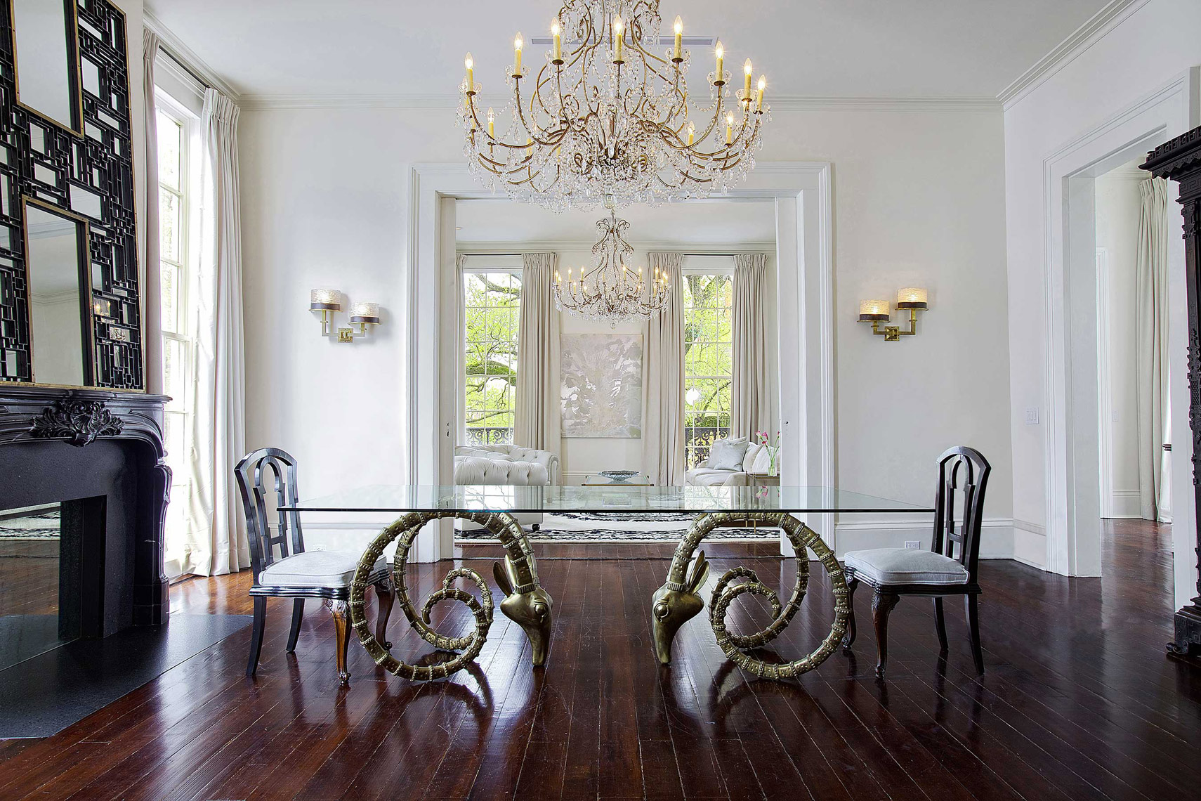 Traditional interior design NY photographer in new orleans. Interior Photographer